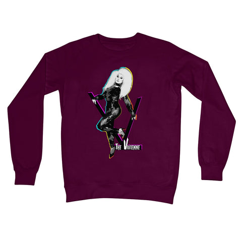 The Vivienne X Binge Fierce Crew Neck Sweatshirt