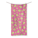 Dolly Mix Whorehouse Pink - XWayneDidIt Towel
