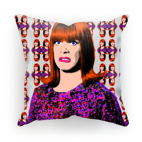 Oh No - Miss Coco Peru X Binge Cushion Cover