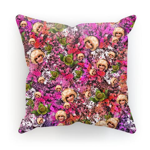 Audrey II Cushion Cover