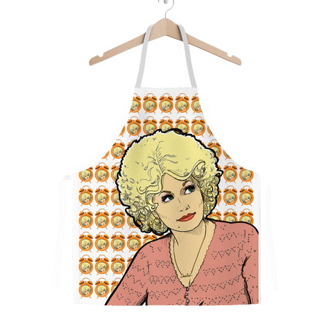 Dolly Mix 9 to 5 - XWayneDidIt Apron