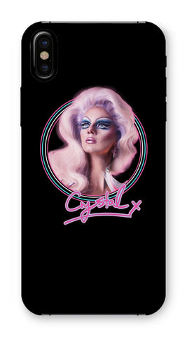 Crystal Official Signature Lewk Phone Case
