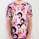 Mommie Dearest Rose Bush Fashion Tee
