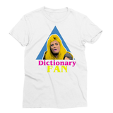 Gemma Collins - Dictionary Sublimation T-Shirt