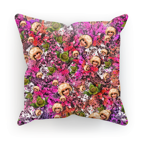 Audrey II - Little Shop of Horrors Cushion Cover