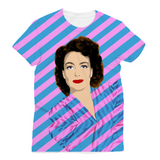 Joan Crawford - Feud Sublimation T-Shirt