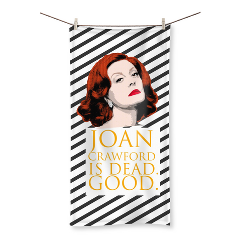 Feud - Bette Single Beach Towel