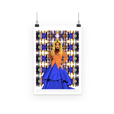 Drag Race All Stars - Roxxxy Andrews Art Print