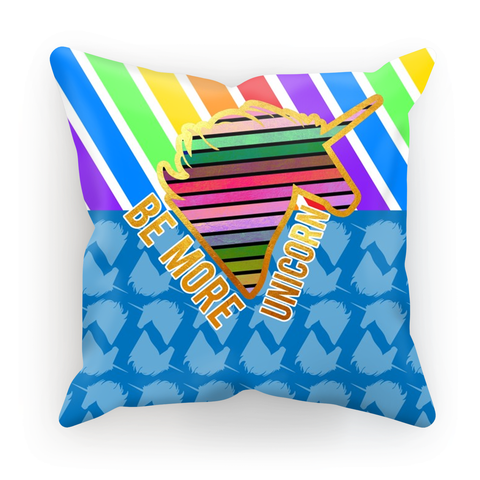 Pride 2017 - Be More Unicorn Cushion