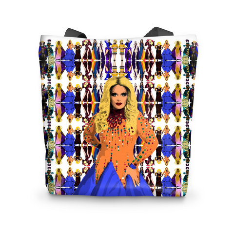 Drag Race All Stars - Roxxxy Andrews Tote Bag