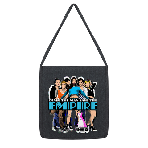 90s Empire Records - Damn the Man Tote Bag