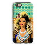 Beyoncé - Queen Bee Royal Phone Case