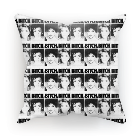 Dynasty  Bitches Cushion