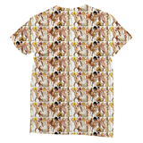 All Stars 3 - Milk Sublimation T-Shirt