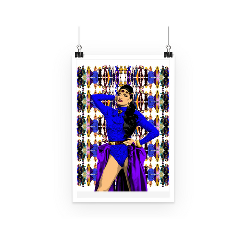 Drag Race All Stars - Tatiana Art Print
