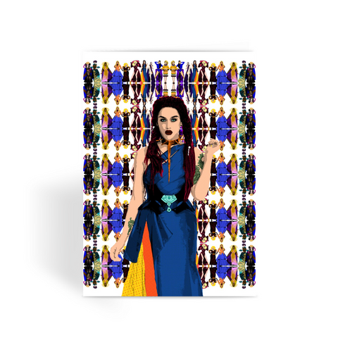 Drag Race All Stars - Adore Delano Greeting Card