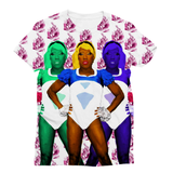 Mad Drag - Alice Sublimation T-Shirt