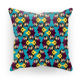 To Wong Foo - Floral Cushion Cover