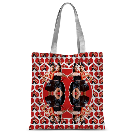 Mad Drag - Red Queen Ladies Tote Bag