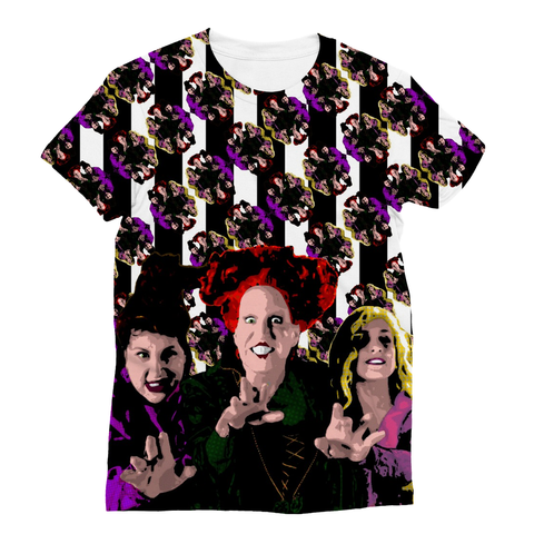 Hocus Pocus Sublimation T-Shirt