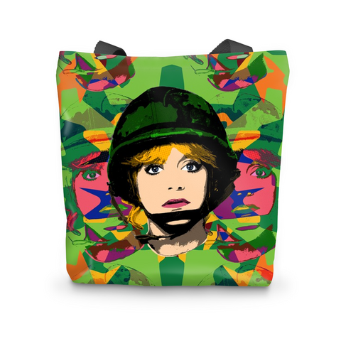 Private Benjamin Tote Bag