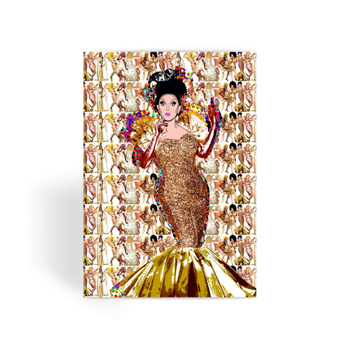 All Stars 3 - Ben De La Creme Greeting Card