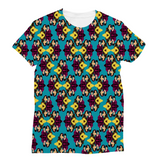 To Wong Foo - Floral Sublimation T-Shirt