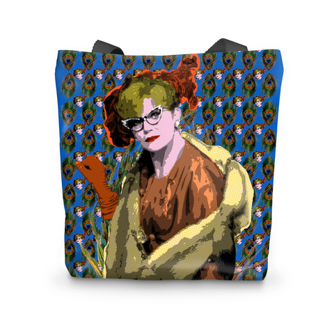 Mrs Peacock - Clue Tote Bag