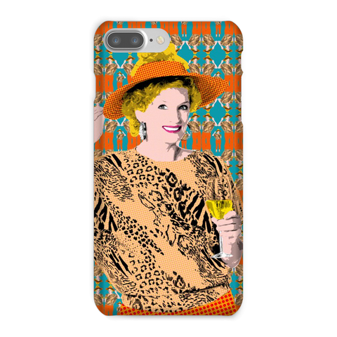Kath and Kim - Wine Time Phone Case