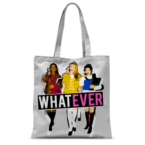 90s Clueless - Whatever Tote Bag