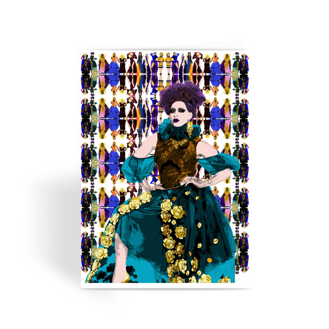 Drag Race All Stars - Detox Greeting Card