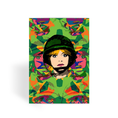Private Benjamin Greeting Card