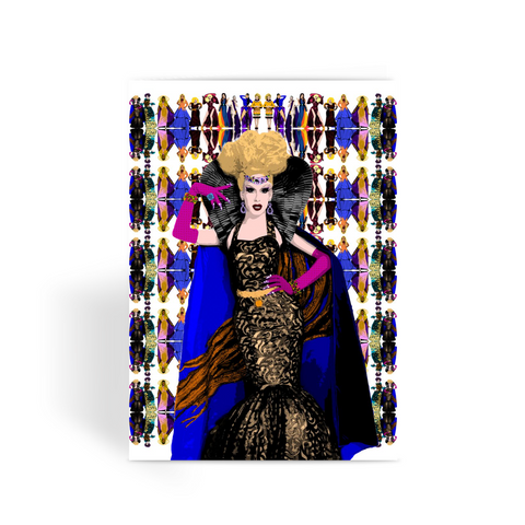 Drag Race All Stars - Alaska Thunderfuck Greeting Card