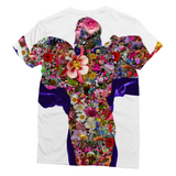 Celine Dion - Billboard Flowers Fashion Tee