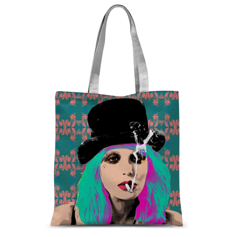 Courtney Love - Bad Bitches Tote Bag