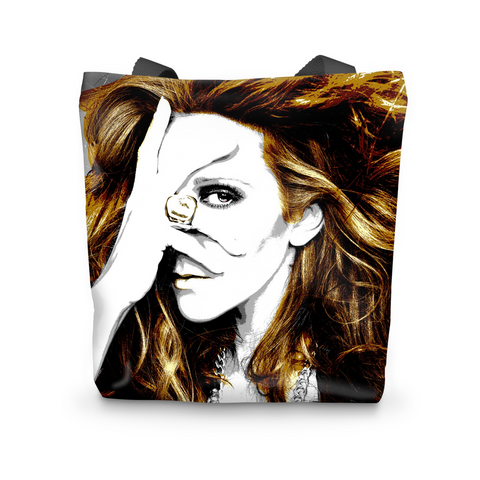 Celine Dion - Taking Chances Tote Bag