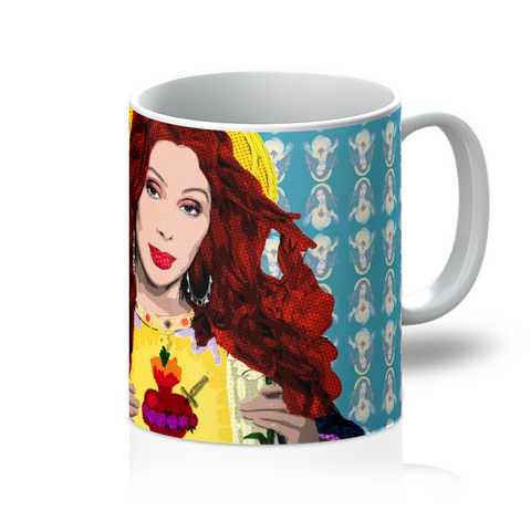 Cher - Virgin Mary Mug