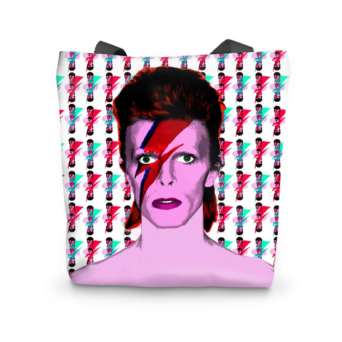 Bowie - Instant Star Tote Bag