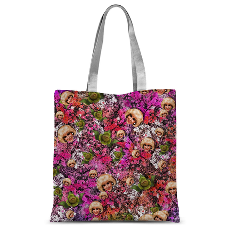 Audrey II - Little Shop of Horrors Tote Bag