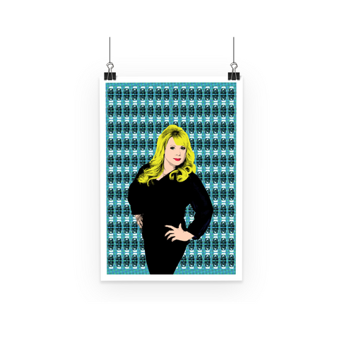 Eastenders Sharon Art Print