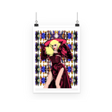 Drag Race All Stars - Alyssa Edwards Art Print