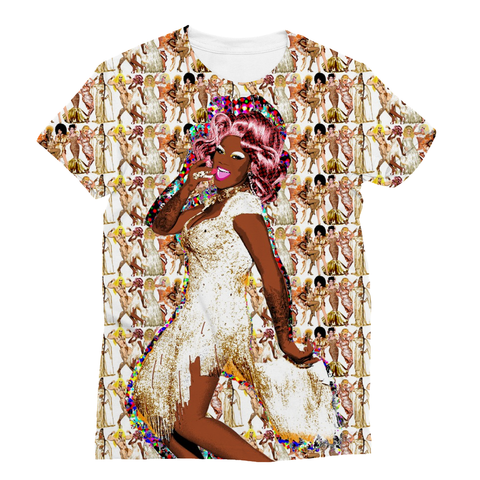 All Stars 3 - Chi Chi Sublimation T-Shirt