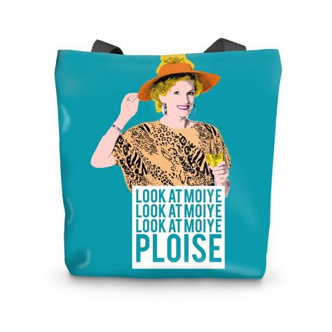 Kath and Kim - Look at Moiye Ploise Tote Bag