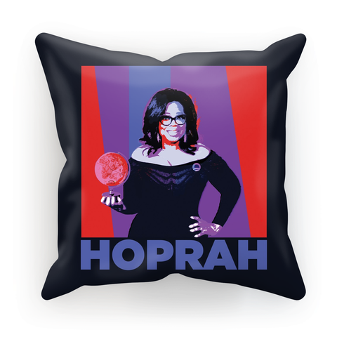 Hoprah Oprah for President Cushion