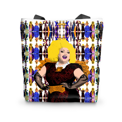 Drag Race All Stars - Ginger Minj Tote Bag