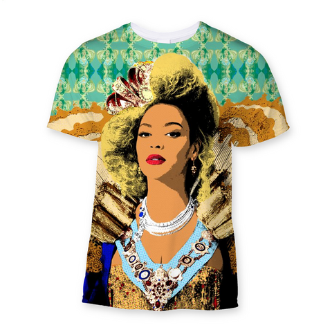 Beyoncé - Queen Bee Royal Fashion Tee