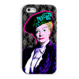 Downton Violet Phone Case