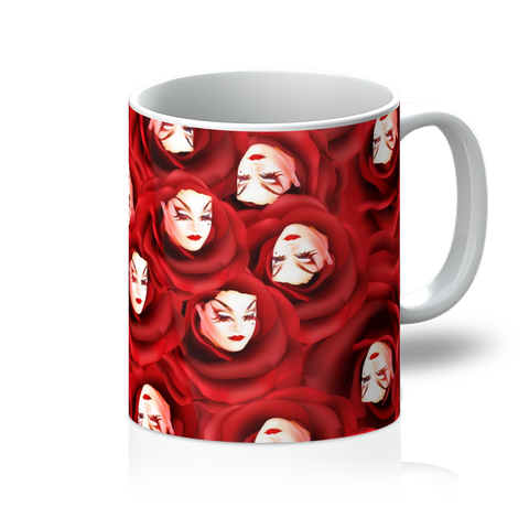 Mad Drag - Red Queen Mug