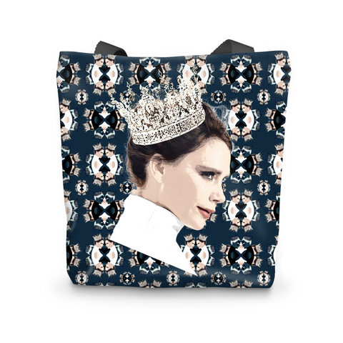 Victoria Beckham Queen Tote Bag