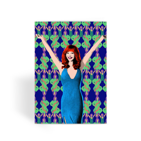 The Comeback Valarie Cherish Greeting Card